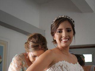 El matrimonio de Carolina y Juan Diego 2