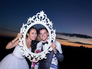 El matrimonio de Laura y Gustavo