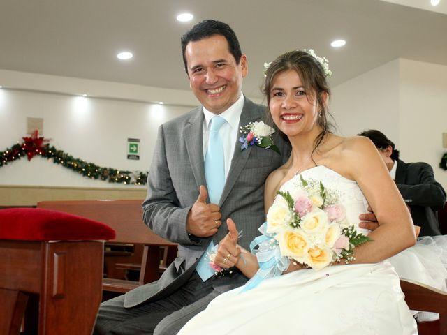 El matrimonio de Edwin y Natalia en Bogotá, Bogotá DC 2