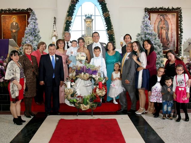 El matrimonio de Edwin y Natalia en Bogotá, Bogotá DC 3
