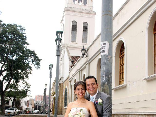 El matrimonio de Edwin y Natalia en Bogotá, Bogotá DC 5