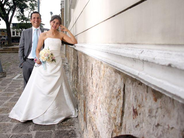 El matrimonio de Edwin y Natalia en Bogotá, Bogotá DC 7