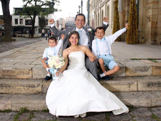El matrimonio de Edwin y Natalia en Bogotá, Bogotá DC 8