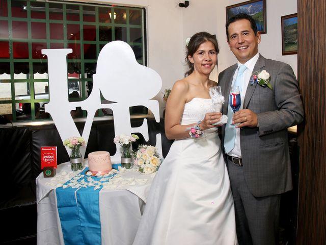 El matrimonio de Edwin y Natalia en Bogotá, Bogotá DC 10