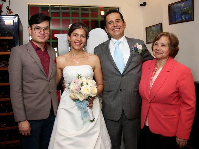 El matrimonio de Edwin y Natalia en Bogotá, Bogotá DC 11