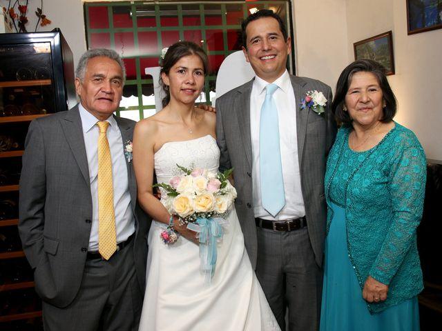 El matrimonio de Edwin y Natalia en Bogotá, Bogotá DC 12