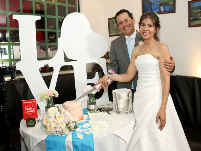El matrimonio de Edwin y Natalia en Bogotá, Bogotá DC 14