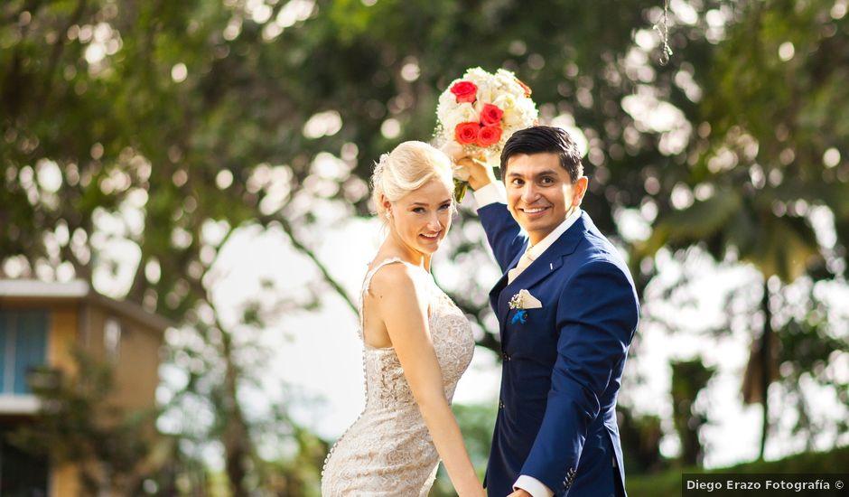 El matrimonio de Mauricio y Jamilla en Jamundí, Valle del Cauca