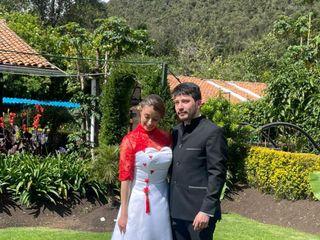 El matrimonio de Daniela y Nicolás