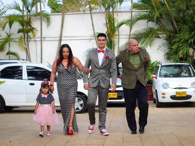 El matrimonio de Diego y Stephany en Cali, Valle del Cauca 17