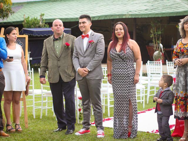 El matrimonio de Diego y Stephany en Cali, Valle del Cauca 20