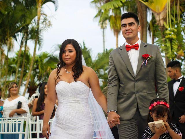 El matrimonio de Diego y Stephany en Cali, Valle del Cauca 25