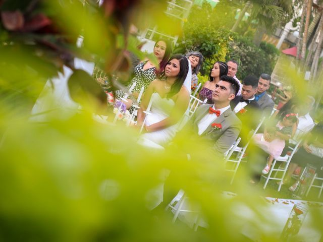El matrimonio de Diego y Stephany en Cali, Valle del Cauca 30