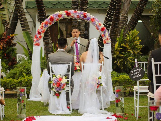 El matrimonio de Diego y Stephany en Cali, Valle del Cauca 32