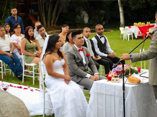 El matrimonio de Diego y Stephany en Cali, Valle del Cauca 33