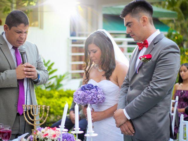 El matrimonio de Diego y Stephany en Cali, Valle del Cauca 35
