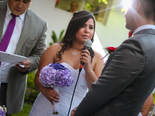 El matrimonio de Diego y Stephany en Cali, Valle del Cauca 37