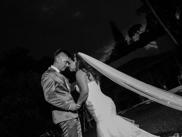 El matrimonio de Diego y Stephany en Cali, Valle del Cauca 45