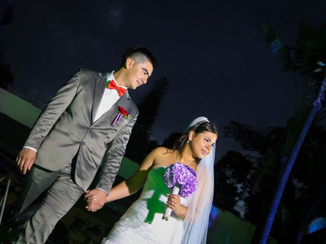 El matrimonio de Diego y Stephany en Cali, Valle del Cauca 52