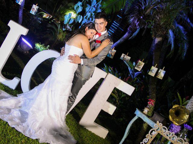 El matrimonio de Diego y Stephany en Cali, Valle del Cauca 62