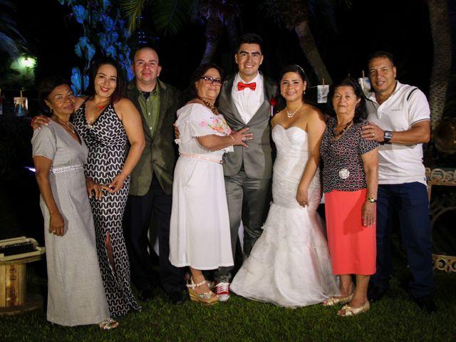 El matrimonio de Diego y Stephany en Cali, Valle del Cauca 79
