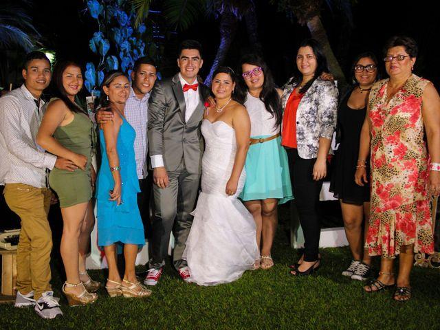 El matrimonio de Diego y Stephany en Cali, Valle del Cauca 80