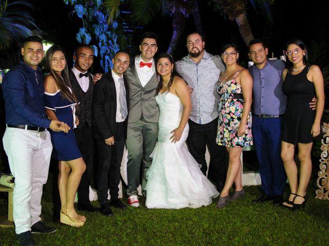 El matrimonio de Diego y Stephany en Cali, Valle del Cauca 81