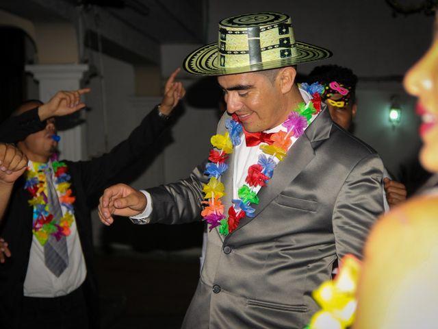 El matrimonio de Diego y Stephany en Cali, Valle del Cauca 89