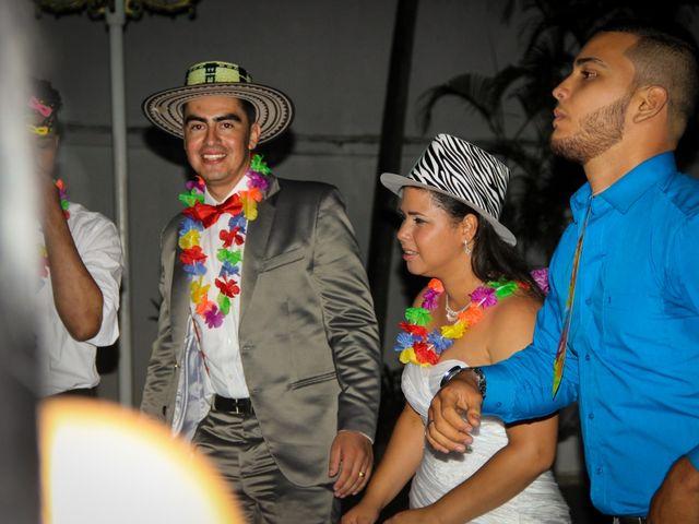 El matrimonio de Diego y Stephany en Cali, Valle del Cauca 90