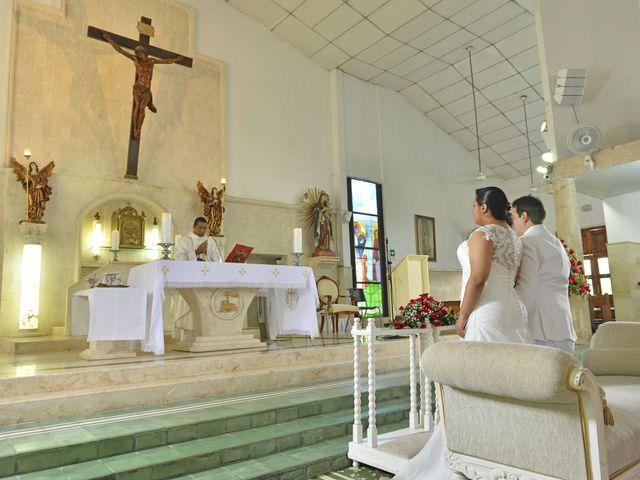 El matrimonio de Frank y Carolina en Cartagena, Bolívar 2