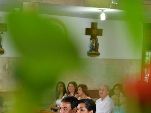El matrimonio de Frank y Carolina en Cartagena, Bolívar 3