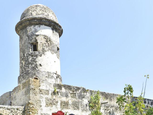 El matrimonio de Frank y Carolina en Cartagena, Bolívar 5