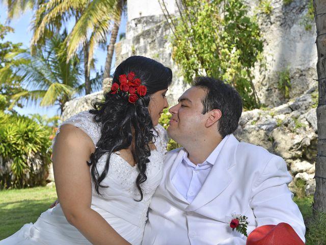 El matrimonio de Frank y Carolina en Cartagena, Bolívar 8