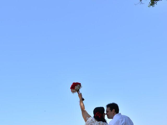 El matrimonio de Frank y Carolina en Cartagena, Bolívar 11
