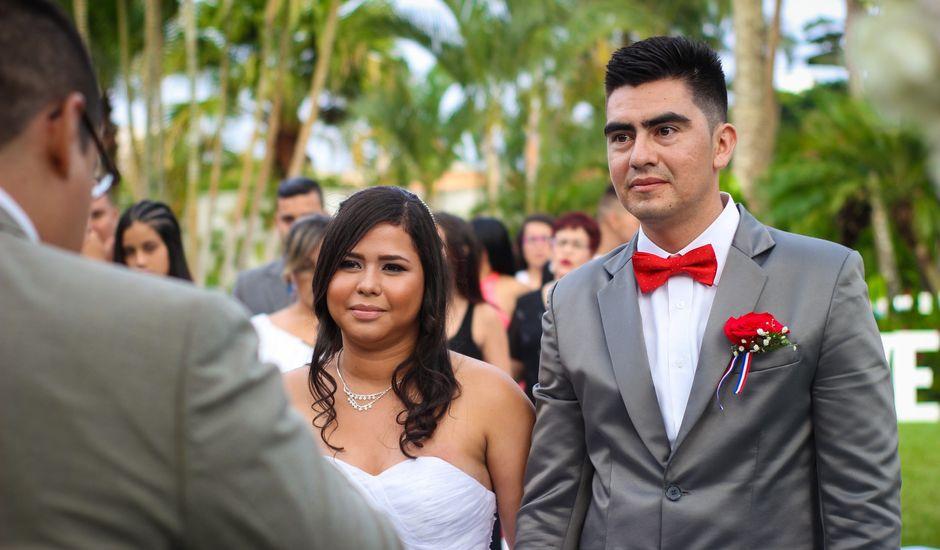 El matrimonio de Diego y Stephany en Cali, Valle del Cauca