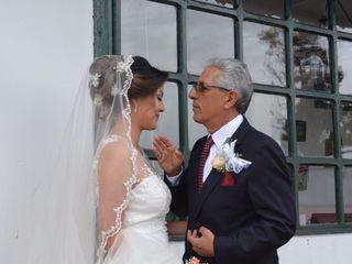 El matrimonio de Angie y Cristhian 1