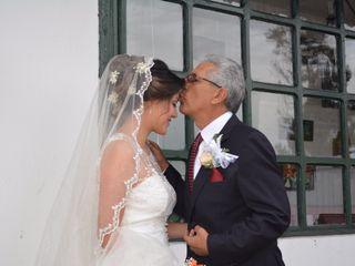 El matrimonio de Angie y Cristhian 2