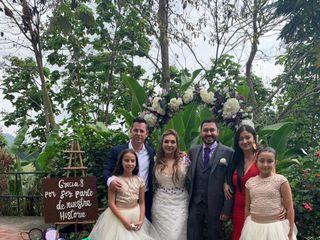 El matrimonio de Carolina y Edwin 2