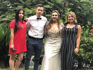 El matrimonio de Carolina y Edwin 3