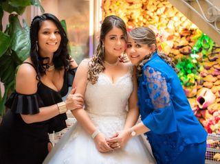 El matrimonio de Lorena  y Oscar  2