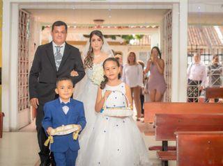 El matrimonio de Lorena  y Oscar  3