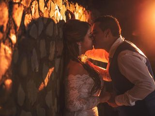 El matrimonio de Lorena  y Oscar
