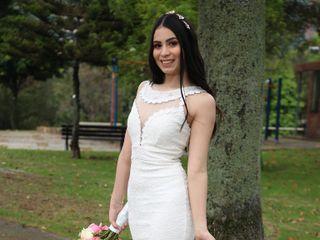 El matrimonio de Natalia y Gregori 2