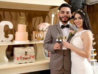 El matrimonio de Natalia y Gregori