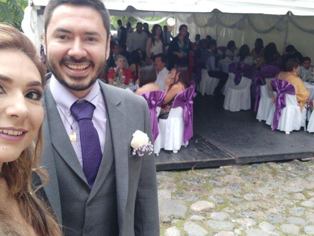 El matrimonio de Carolina y Edwin