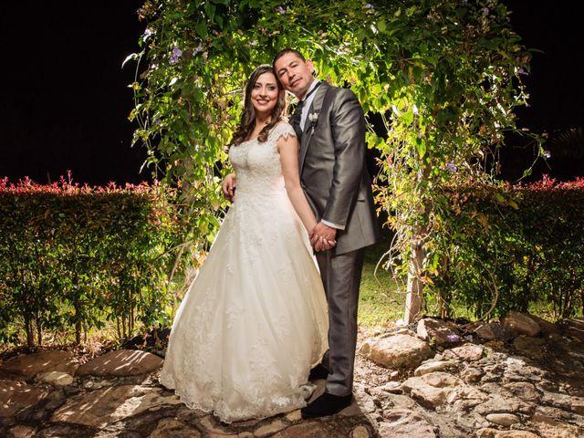 El matrimonio de Lina y Alexandro