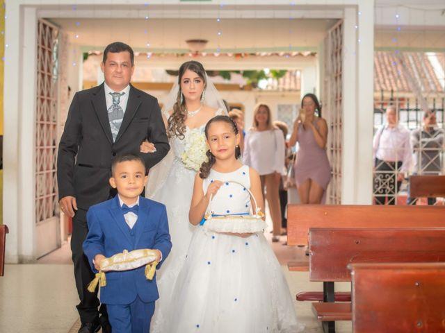 El matrimonio de Oscar  y Lorena  en Cali, Valle del Cauca 2