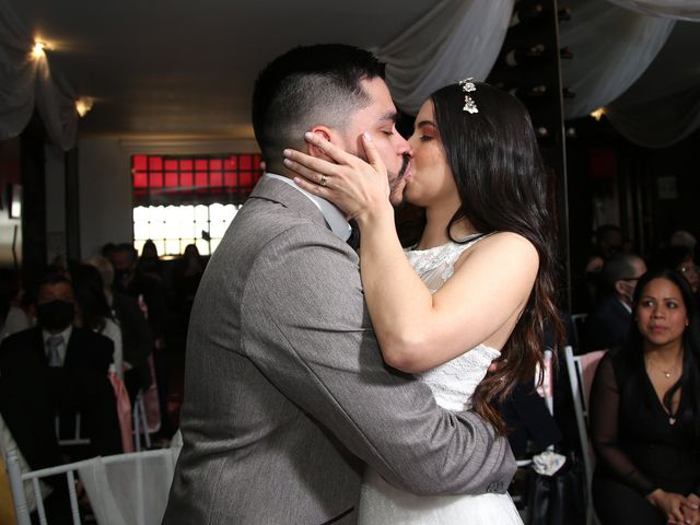 El matrimonio de Gregori y Natalia en Bogotá, Bogotá DC 2