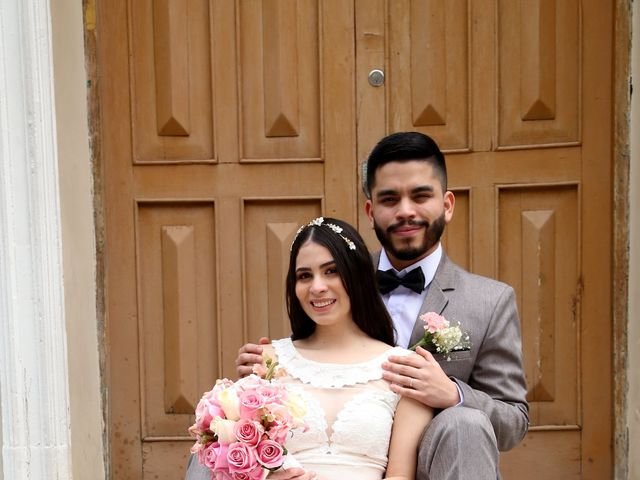El matrimonio de Gregori y Natalia en Bogotá, Bogotá DC 7
