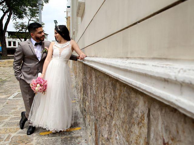 El matrimonio de Gregori y Natalia en Bogotá, Bogotá DC 8